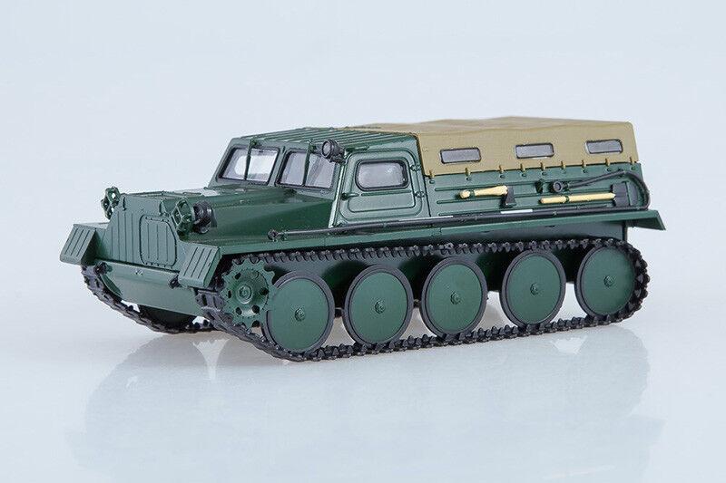 GAZ 47 (GT-S) (GT-S) (GT-S) USSR Military ATV Avtoistoria 1 43 101852 248b99