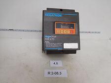 Regatron FVR004K7S-7RG, Regadrive FVR K7S, Fuji, in 1x 230V, out 3 x 230V