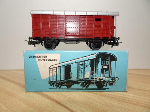 Märklin h0 312/1 (4605) couvert wagons SBB-CFF #4
