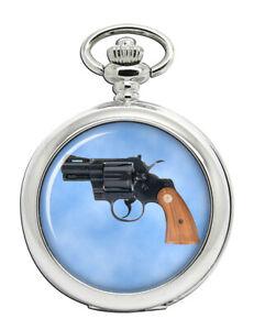 Python-357-Magnum-Taschenuhr