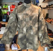 New Miltec ACU A-TACS AU Camouflage Ripstop Lightweight Jacket/Coat Medium