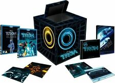 TRON: Legacy / TRON Limited Collector's Edition Play.com Exclusive Blu-ray + CD