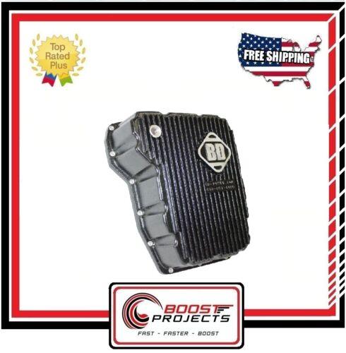 BD DIESEL Deep Sump Trans Pan Fits Dodge 6.7L 68RFE 2008-2010 # 1061525