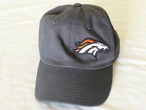 b2785bf6241 Image is loading Women-039-s-NFL-Denver-Broncos-Hat-Cap-
