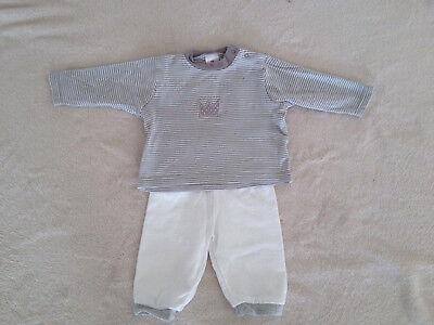 AnpassungsfäHig Langarmshirt B.o. Und Hose Esprit Gr. 68 Baby-set Top!