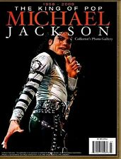 Michael Jackson Magazine Collector's Photo Gallery 2009 MJ Thriller King Of Pop