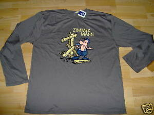 Langarm Shirt Sweatshirt Gr Xxl Zimmermann Ansehen Ebay