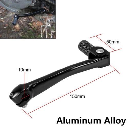 Universal 15cm Motorcycle CNC Folding Aluminum Gear Shift Shifter Lever Black