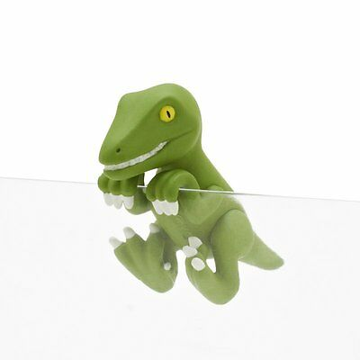 Kitan Club PUTITTO Series Dinosaur Animal Cup edge Figure Velociraptor