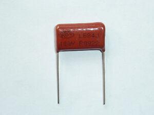 20PCS-CBB21-684J-400V-0-68UF-680NF-P20-Metallized-Film-Capacitor