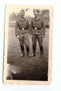 Foto-2-WK-deutsche-Soldaten-Luftwaffe-Frankreich-ca-1940-Wehrmacht-WW2-C24
