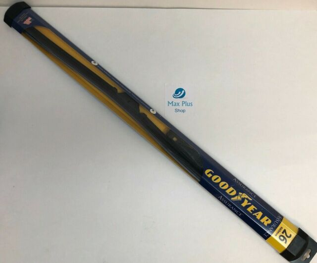 Goodyear Windshield Wipers >> Goodyear Assurance Wiper Blade 26 660mm Good Year 765 26