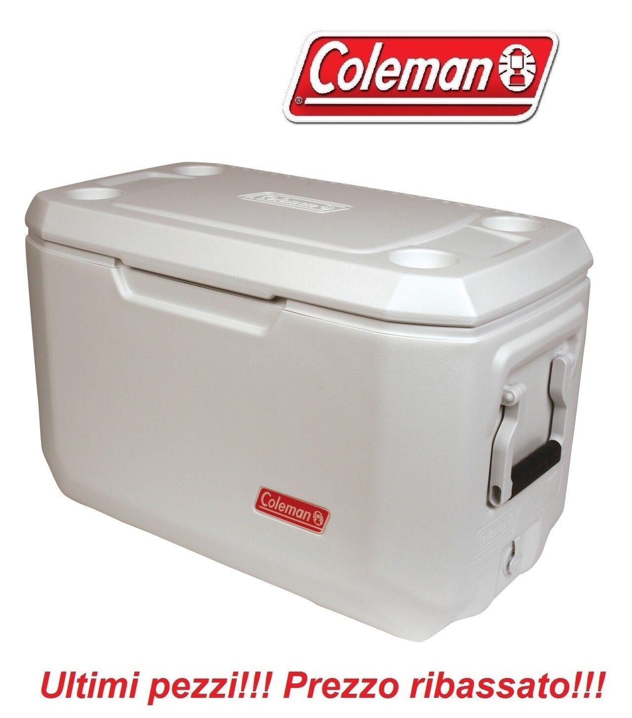 La Glacière Coleman Xtreme Marine 70 capacité de charge'66 litres-Puissance 5 jours