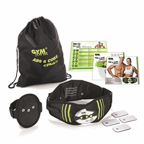 Gymform Abs /& Core PLUS Home Set Kit Electrical Muscle Stimulation BRAND NEW