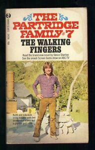 THE PARTRIDGE FAMILY 7 THE WALKING FINGERS  CURTIS 1972 1st Ed  PB - Benfleet, Essex, United Kingdom - THE PARTRIDGE FAMILY 7 THE WALKING FINGERS  CURTIS 1972 1st Ed  PB - Benfleet, Essex, United Kingdom