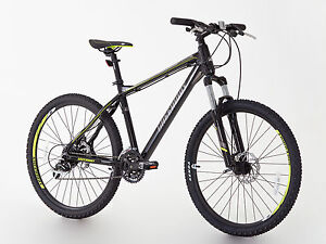 Mountain-bike-GREENWAY-Brand-Alloy-frame-amp-Fork-Front-suspension-Size-26-Inch