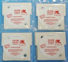 4 Buon Vino Mini Jet Wine Filter Pads #2