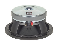 """B&C Speakers 10MD555 10"""" Mid Bass Super Power Woofer"""