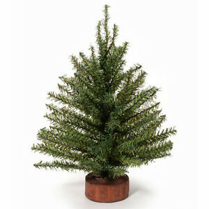 Image Is Loading 9 Inch Green Artificial Mixed Pine CHRISTMAS Tree