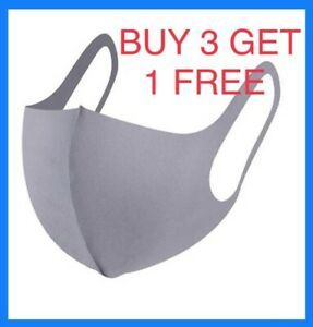 Adult Reusable And Washable And Breathable Face Mask