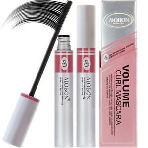 Black-Ink-Alobon-3d-Fiber-Lashes-Beautiful-Curl-Eyelash-Extension-New