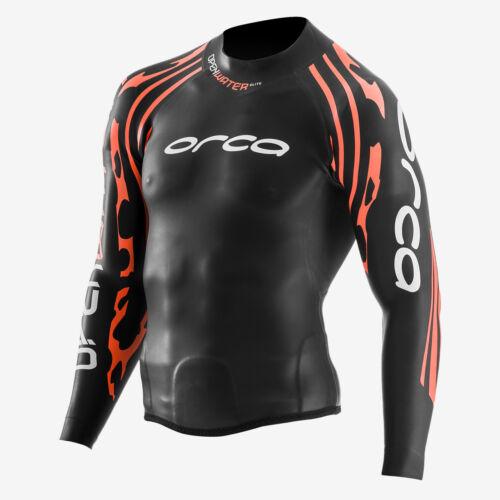 2017 Orca Men/'s Open Water RS1 Full Sleeve Wetsuit Top