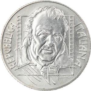 [#915360] Italie, 5 Euro, Federico Fellini, 2005, Rome, FDC, Argent, KM:255