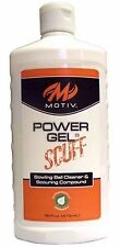 NEW Motiv Power Gel Scuff, 16oz Bottle, NIB