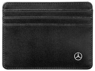 Automobilia Useful Orig.mercedes-benz Visitenkartenetui Kreditkartenetui Kartenfach Etui Kalbsleder Easy To Use Accessoires & Fanartikel