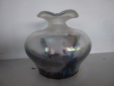Offizielle Website Glas Kunst Design Glasvase Austen Signiert Mit Zertifikat (158/271)
