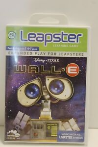 Leapster-Wall-E-Game-Cartridge-by-Leap-Frog-New-in-Opened-Package