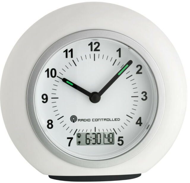 analogwecker TFA 60.1509.02 Radio-réveil réveil de voyage montre radio