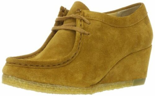 Bee Compas Taille Wedge 8 5 pour Clarks Amber femmes Originals Yarra 3 Gold RRAragw5n