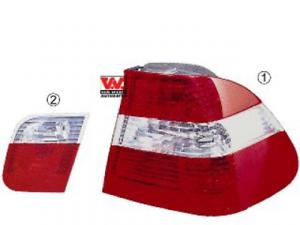 Heckleuchte für Beleuchtung VAN WEZEL 0649938