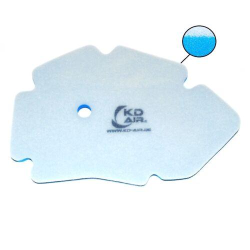 KD AIR Sport Luftfilter passend für Gilera DNA 125 2002-2003