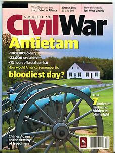 America-039-s-Civil-War-Magazine-September-2014-Antietam-EX-021916jhe