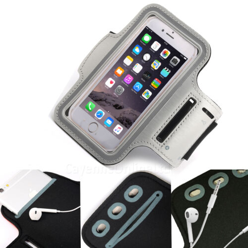 Gym Running Sports Workout Armband Exercise Phone Case Cover For Nokia Phones