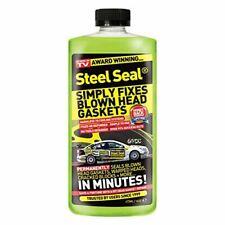 Steel seal SS Steel Seal Pour In Head Gasket Fix Liquid Green 473ml