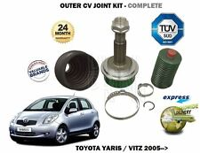 FOR TOYOTA YARIS VITZ 1.0 JT KSP90 1KR-FE 2005--> NEW 1 X OUTER CV JOINT KIT