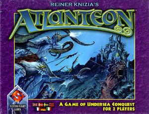 Atlanteon Board Game - Fantasy Flight - BRAND NEW!
