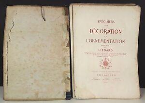 SPECIMENS-DE-LA-DECORATION-ET-DE-L-039-ORNEMENTATION-LIENARD