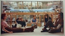 "The Breakfast Club GIANT WIDE 43"" x 24"" Movie Poster John Hughes Eighties Gift"