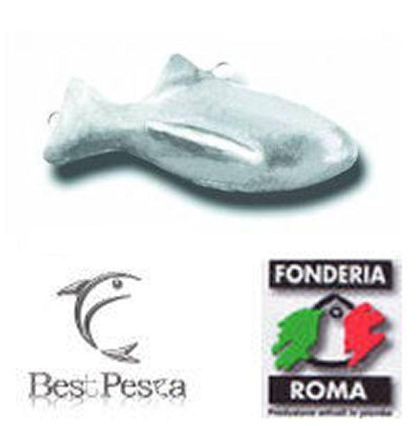 Fonderia Roma - Piombo AFFONDATORE PESCE NON PLASTIFICATO 4750gr