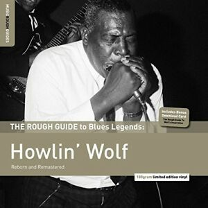 Howlin-039-Wolf-Rough-Guide-to-Blues-Legends-Howlin-039-Wolf-New-Vinyl-LP-UK-Im