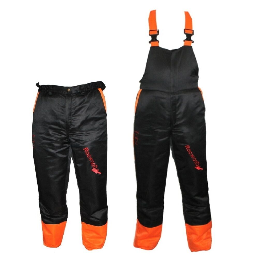 Chainsaw Safety Forestry Trousers Or Bib And Brace Ideal For Echo Users