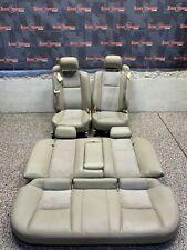 2005 Cadillac Cts V Cts V Oem Front Rear Seats
