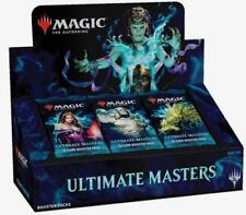 Magic:The Gathering Ultimate Masters Booster Box (C47540000)