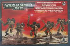 Warhammer 40K Chaos Space Marine Raptors / Warp Talons  NEW