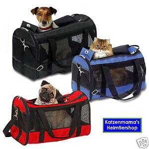 Transporttasche-Hundetasche-Katzenkorb-Transportkorb-Transportbox-Tragetasche