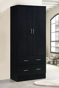 Image Is Loading Armoire Wardrobe Closet Bedroom Clothes Organizer Storage Cabinet